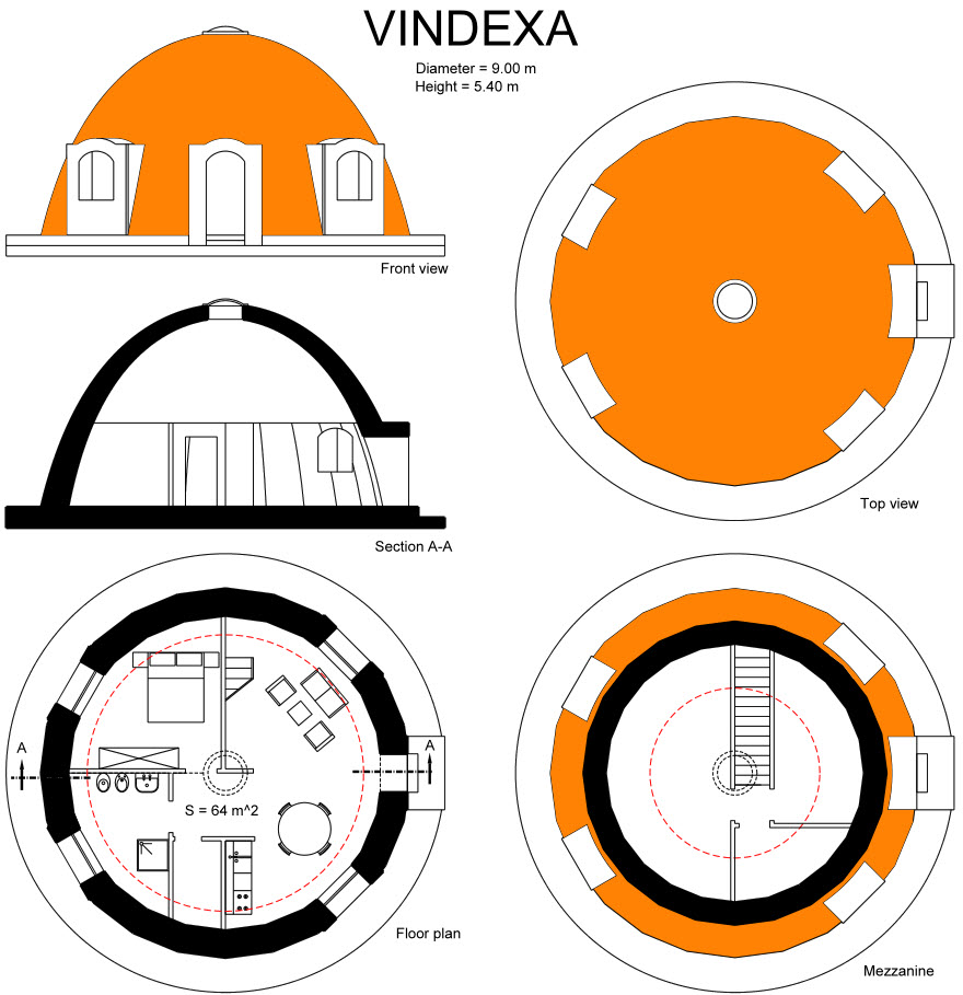 Rocket Stove Vindex Diagram Environment Thanks To The Presence Of Two Wells While Winter Heating Is Guaranteed By Use Integrated Into Structure